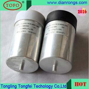 Polypropylene Film Capacitor Type with High Voltage pictures & photos