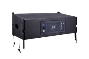 Line Arrays Speaker Dual 10 Inch Powered Sound system pictures & photos