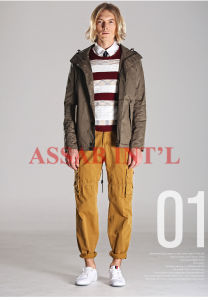 New Arrival Fashion Men′s Cargo Pants with High Quality