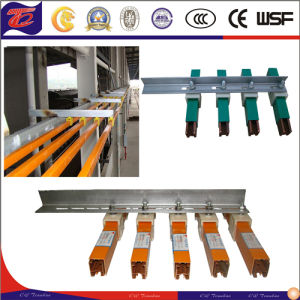 Overhead Crane Copper Conductor Safety Power Bar pictures & photos