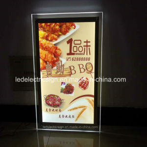 Picture Frame for Slim LED Light Box pictures & photos