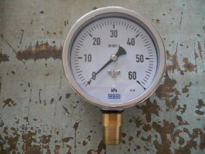 Diaphragm Pressure Gauge pictures & photos