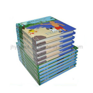 Child Book with Sponge Padding Hardcover Printing Service (jhy-381) pictures & photos