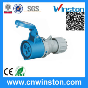 Wst-522 3pin 32A High-End Type Industrial Connector with CE pictures & photos