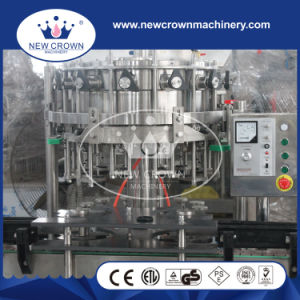Automatic 2 in 1 Beer Filling Equipment (BGF18-6) pictures & photos