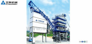Lb Series Asphalt Mixing Plant with Competitive Price pictures & photos