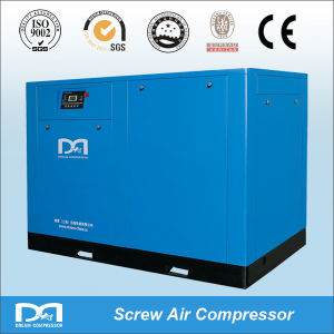 22kw 37kw Industrial Stationary AC Electric Rotary Screw Air Compressor pictures & photos
