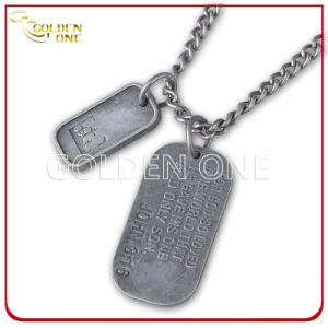 Promotional Gift Printed Epoxy Coating Metal Dog Tag pictures & photos