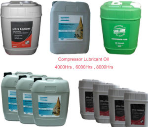 Atlas Copco Screw Air Compressor Replacement Spare Parts Lubricating Oil pictures & photos