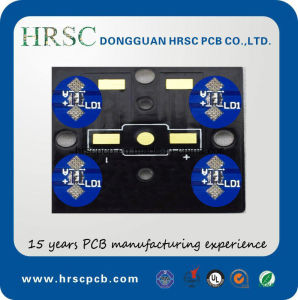 Outdoor Light LED PCBA & PCB Layout, High Difficult Quality Aluminum PCB pictures & photos