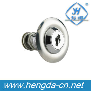 Yh9730 Stainless Steel Round Cam Lock Master Key pictures & photos
