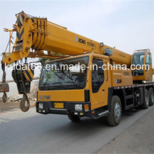 25tons Full Hydraulic Truck Crane (25K5-1) pictures & photos