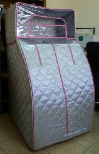 2016 Portable Steam Sauna (Sauna House, Far Infrared Body Sauna) pictures & photos