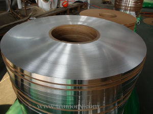 Mill Finished Aluminum/Aluminium Belt/Strip for Auto Radiator/Cable Foil/Heat Exchanger pictures & photos