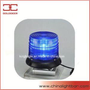 Magnetic Ambulance Blue LED Strobe Beacons Warning Light (TBD327A-LEDIII) pictures & photos