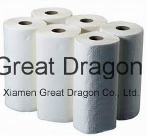 High Capacity Hard Roll Paper Towels (GD-KP001) pictures & photos