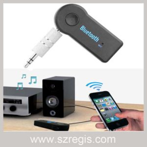 Wireless Handsfree Car Kit Audio Music Bluetooth Receiver Adapter pictures & photos