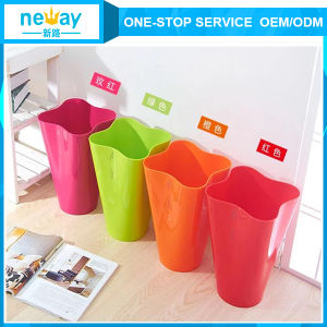 Fashion Originality Thicken Plastic Waste Bin pictures & photos