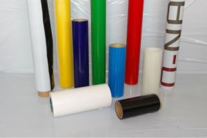 Decorative Laminating Protective Film Adhesive Tapes pictures & photos