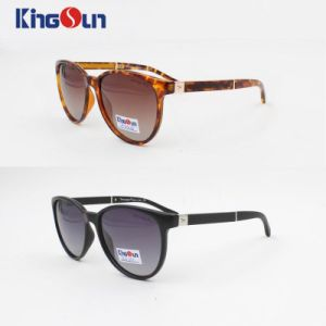 New Fashion PC Sunglasses with AC Lens Ks1131 pictures & photos