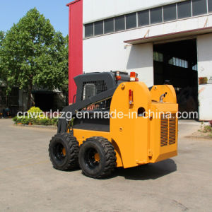 Skid Steer Loader with 1.7 Ton Tipping Load pictures & photos