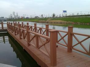 Wood Plastic, Outdoor WPC Decking, WPC Fencing pictures & photos