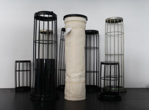 Mangas Filtrantes Filter Cage with Venturi pictures & photos