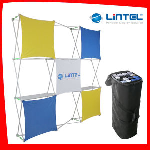 USA Best Selling Fabric Pop up Banner Stand (LT-09L1-A) pictures & photos
