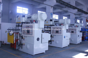 2016 Rubber Injection Molding Machine (white) with Ce&ISO9001 Made in China pictures & photos