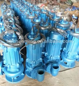 Centrifugal Submersible Lift Discharge Marine Water Sewage Pump Machine pictures & photos