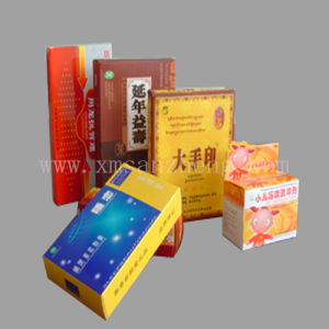 Gift Box & Case, Daily Commodity Packaging Box, Health Care Products Packaging Box (SZXY 626) pictures & photos