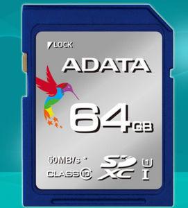 16GB 32GB 64GB 128GB 256GB 512GB Adata C10 U1 SD Cards for Camera & Car Camera. pictures & photos
