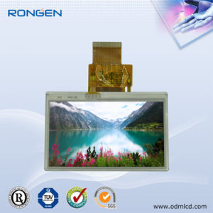 3.5 Inch High Resolution TFT LCD Module pictures & photos