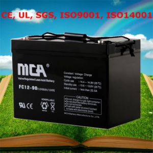 Good Quality Deep Cycle Battery 12V Electrical Energy Storage pictures & photos