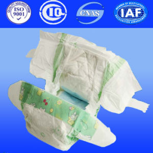 Baby Disposable Diaper for Baby Nappy with Cheapest Diapper in Bulk (Y531) pictures & photos