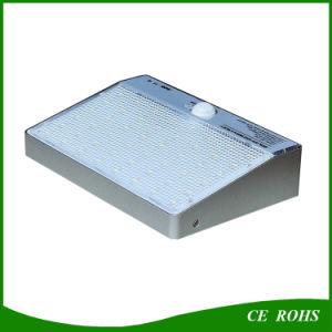 Super Bright 4000mAh Battery Long Last Aluminum Solar Sensor Garden Lamp 48LEDs Outdoor Light pictures & photos