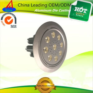 Leading Aluminum Casting Expert LED Ceiling Light Housings pictures & photos