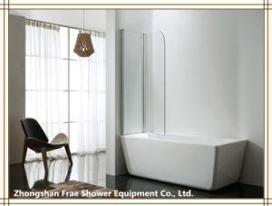 Pivot Shower Door 6mm Tempered Glass Door Swing Bathroom Screen Toilet Accessories pictures & photos
