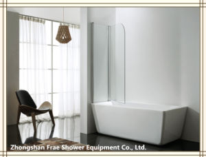 Pivot Shower Door (TS-03) with 6mm Tempered Glass pictures & photos