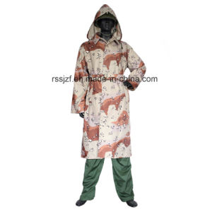 Outdoor Travel Long Style Raincoat pictures & photos