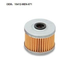 15412-Men-671 Oil Filter for Motorcycle pictures & photos