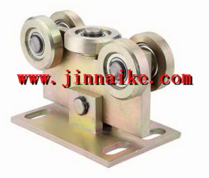 Cantilever Gate Carriage Wheel pictures & photos