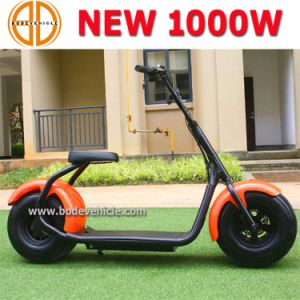 Bode 1000W Halei Harley Big Wheel Electric Scooter for Sale E-Scooter pictures & photos
