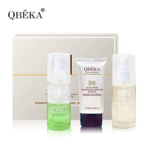 Cosmetic Good Quality QBEKA Ferment Polypeptide Fading Serum Sets pictures & photos