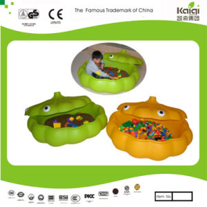 Kaiqi Cute Pumpkin Themed Children′s Sand Water or Ball Pit (KQ50147C) pictures & photos