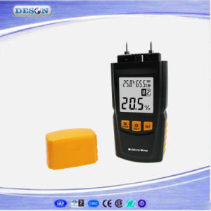 portable Digital Wood Moisture Meter Wood Moisture Tester pictures & photos