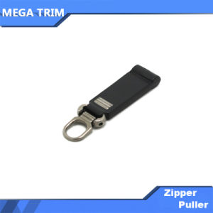 Custom Design Soft Rubber Zipper Puller pictures & photos