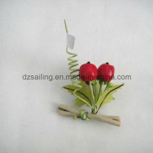 Fruit Pick Artificial Flower for Gift Packing (SFH10108)