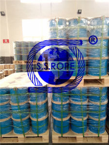 Stainless Steel Wire Rope Automotive, Aircraft Controls, Machinery pictures & photos