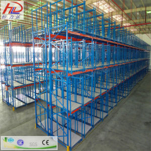 Selective Storage Warehouse Steel Pallet Racking pictures & photos